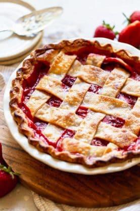 Strawberry Pie the one 277x416 - Strawberry Pie Recipe