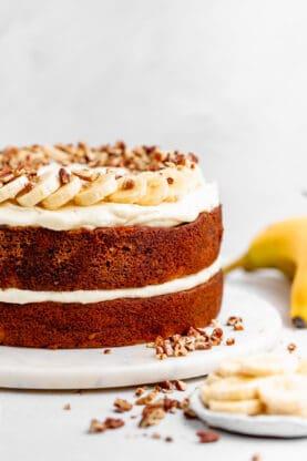 Banana Cake 1 277x416 - Banana Cake