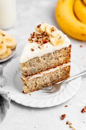 Banana Cake 12 277x416 - Banana Cake