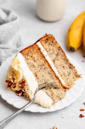 Banana Cake 17 277x416 - Banana Cake