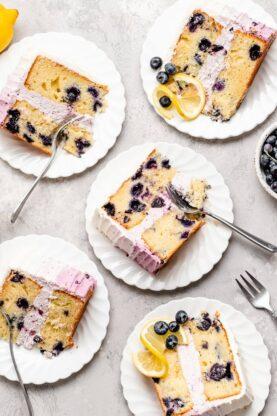 Blueberry Lemon Cake 7 277x416 - Blueberry Lemon Cake