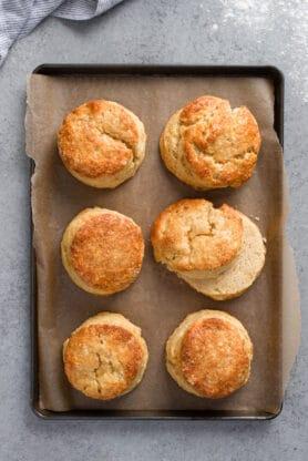 Sour Cream Biscuits 2 278x416 - Sour Cream Biscuits