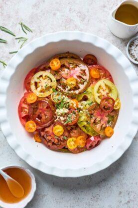 Tomato Tart 1 277x416 - Tomato Tart