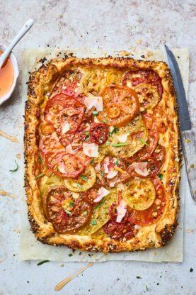 Tomato Tart 3 277x416 - Tomato Tart