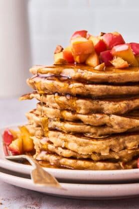 Apple Pancakes 7 277x416 - Apple Pancakes