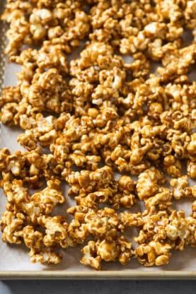 Caramel Popcorn 4 277x416 - Caramel Popcorn (Caramel Corn)