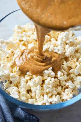 Caramel Popcorn 5 277x416 - Caramel Popcorn (Caramel Corn)