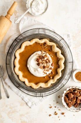 Pumpkin Pie 3 277x416 - Pumpkin Pie