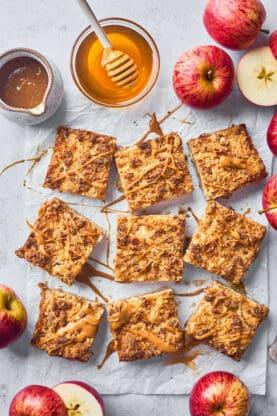 Honey Apple Bars 5 277x416 - Honey Apple Bars