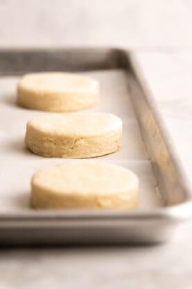 Accordian Biscuits Flaky Biscuits 9 277x416 - Flaky Biscuits (Accordion Biscuits)